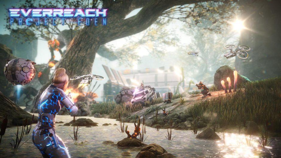 Everreach: Project Eden se retrasa hasta diciembre