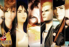 """Square-Enix: """"Decidimos dar a Final Fantasay VIII Remastered una mayor mejora gráfica"""""""