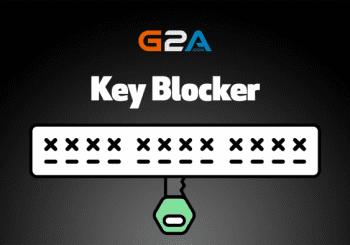G2A propone una nueva solución para los desarrolladores: Un Key Blocker