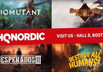 THQ Nordic presenta sus juegos para la Gamescom donde habrá uno no anunciado