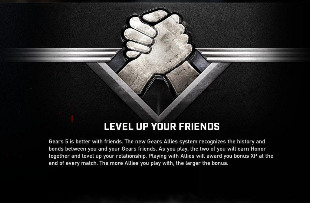 Gears 5 honor
