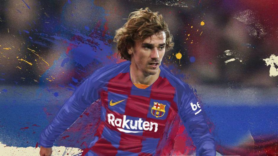 eFootball PES 2020 da la bienvenida a Griezmann al FC Barcelona