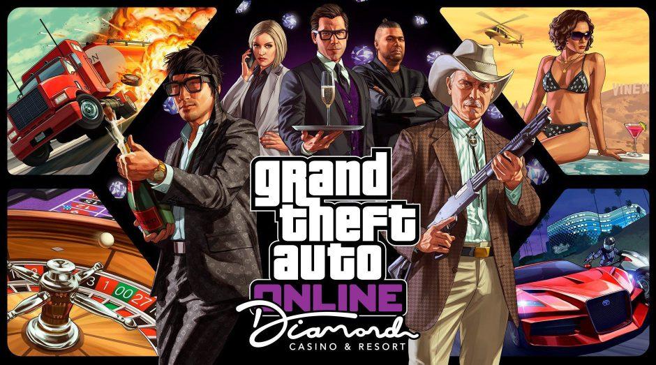 El Casino de GTA Online es vetado en más de 50 países