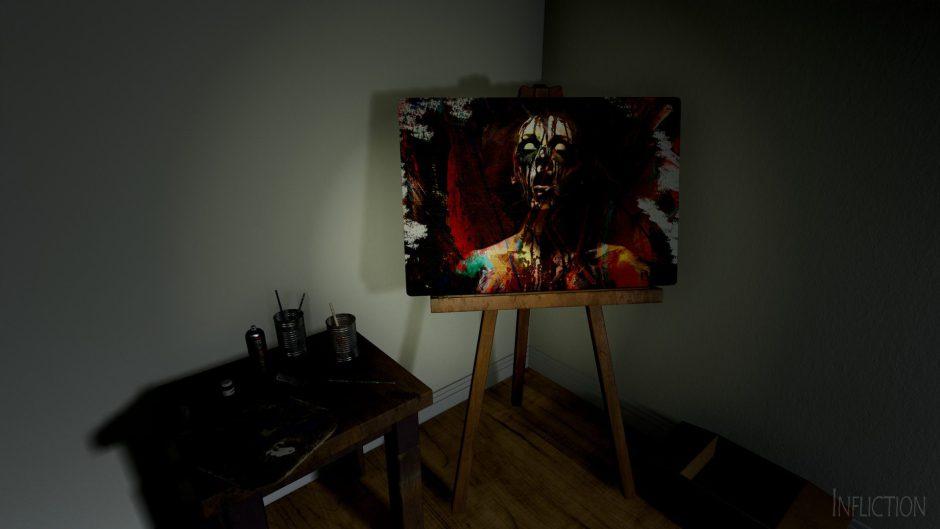 El terror psicológico de Infliction llegará a Xbox One
