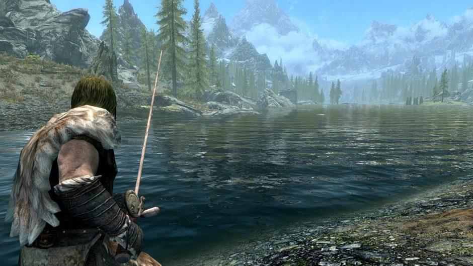Estos 3 mods para Skyrim mejoran notablemente el juego