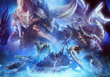 Monster Hunter World: Iceborne nos presenta al espectacular Glavenus