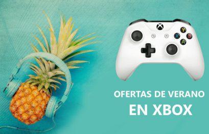 Disponibles las Ofertas de Verano en Xbox con más 500 títulos
