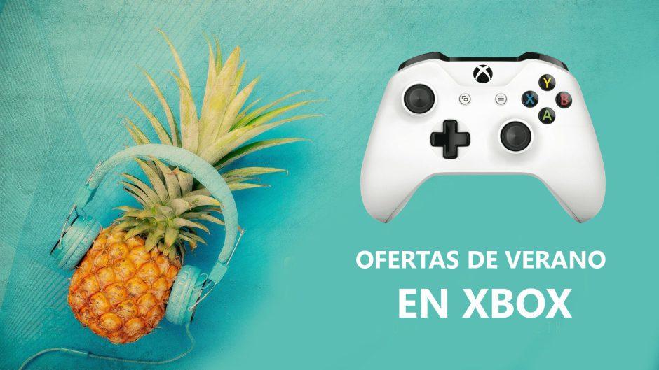Disponibles las mega ofertas de verano de la tienda de Xbox