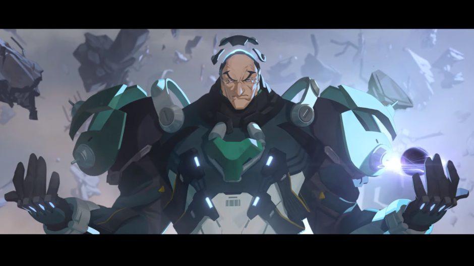 El nuevo personaje de Overwatch llamado Sigma ya ha mostrado su primer gameplay