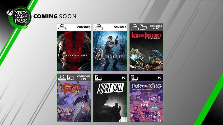 Estos son los nuevos juegos de Xbox Game Pass para cerrar el mes de julio