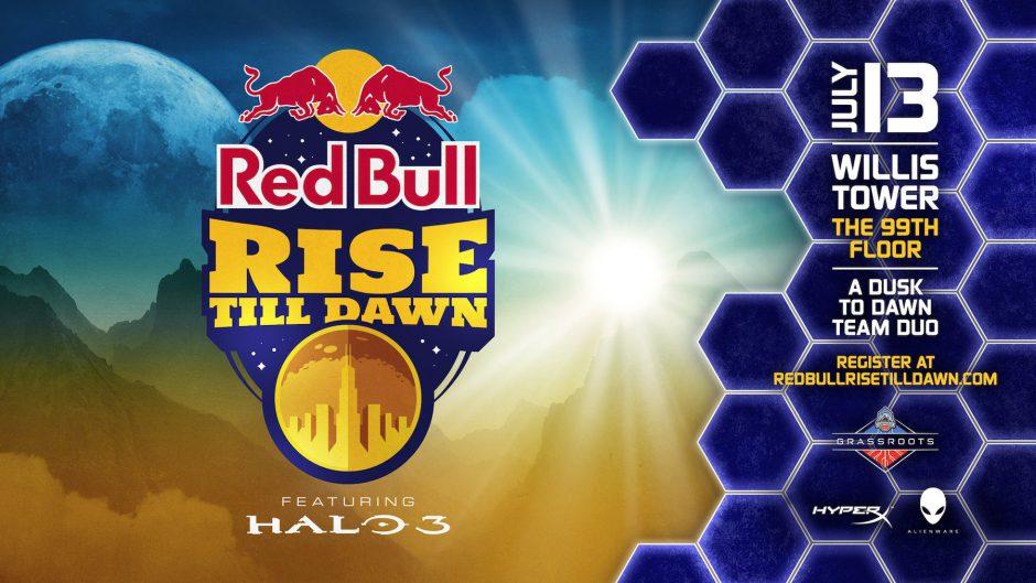 Halo 3 sigue en forma en el torneo Red Bull Rise Till Dawn