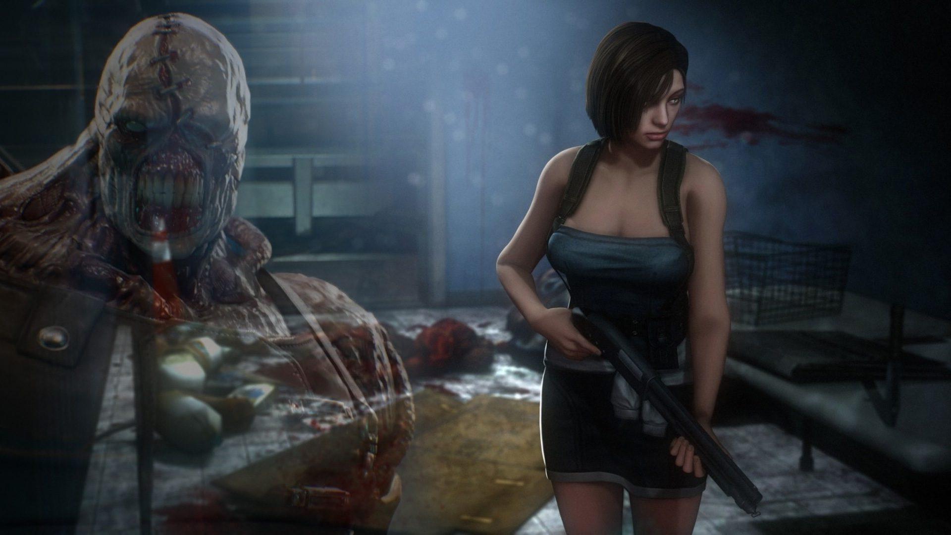 Resident Evil 3 Remake cobra vida gracias a un mod de RE2