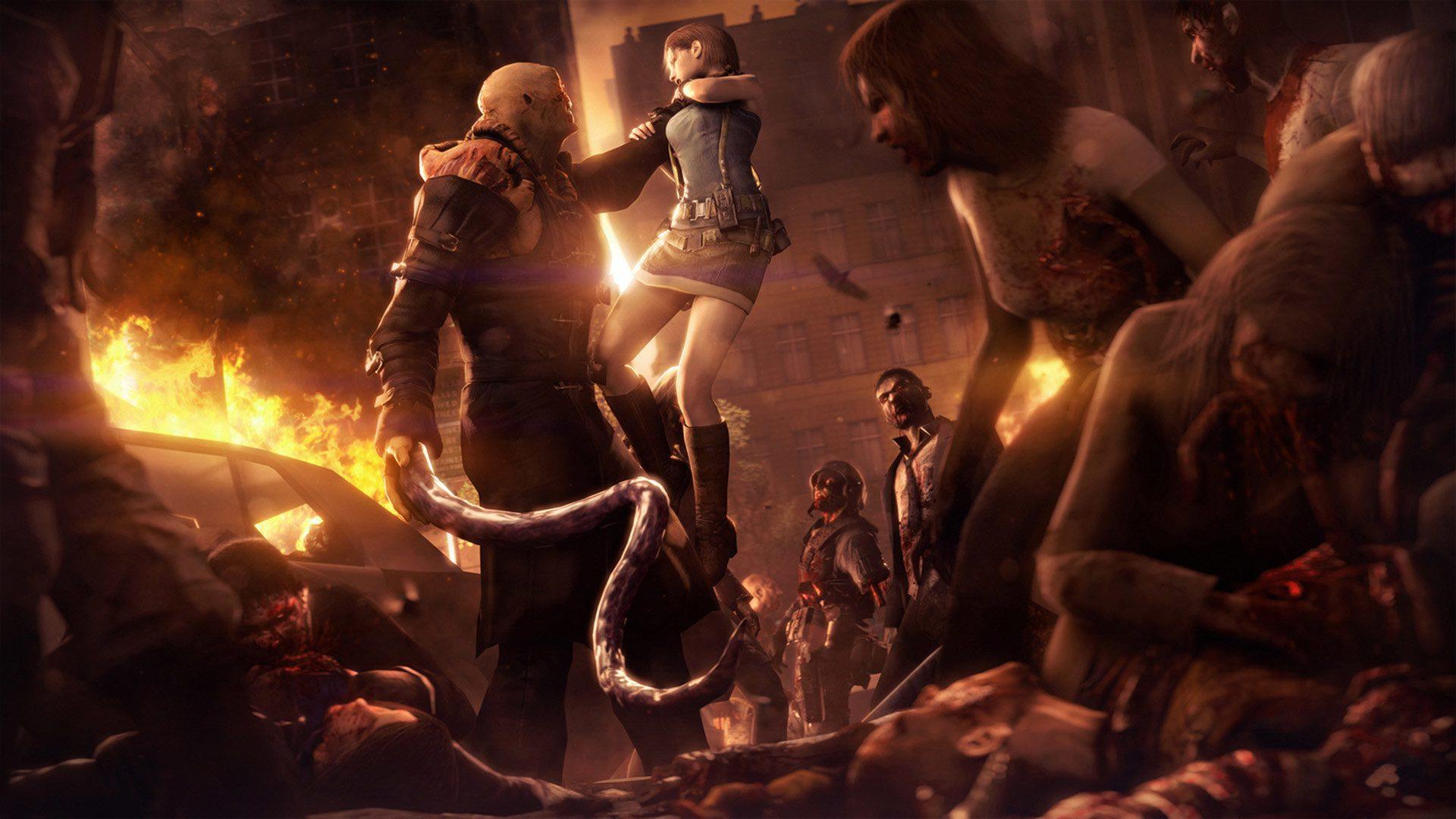 Estos serían los posibles enemigos en Resident Evil 3 Remake