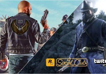 Consigue recompensas para GTA Online y Red Dead Online con Twitch Prime