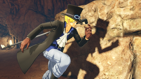 One Piece World Seeker muestra imágenes de su próximo DLC