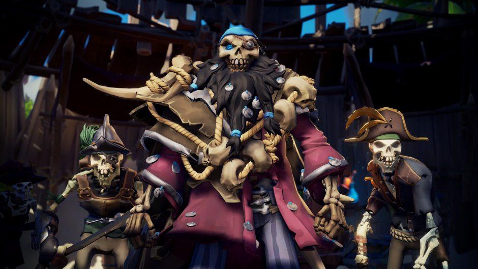 Rare confirma que Sea of Thieves ha pasado por millones de jugadores y garantiza el soporte a largo plazo