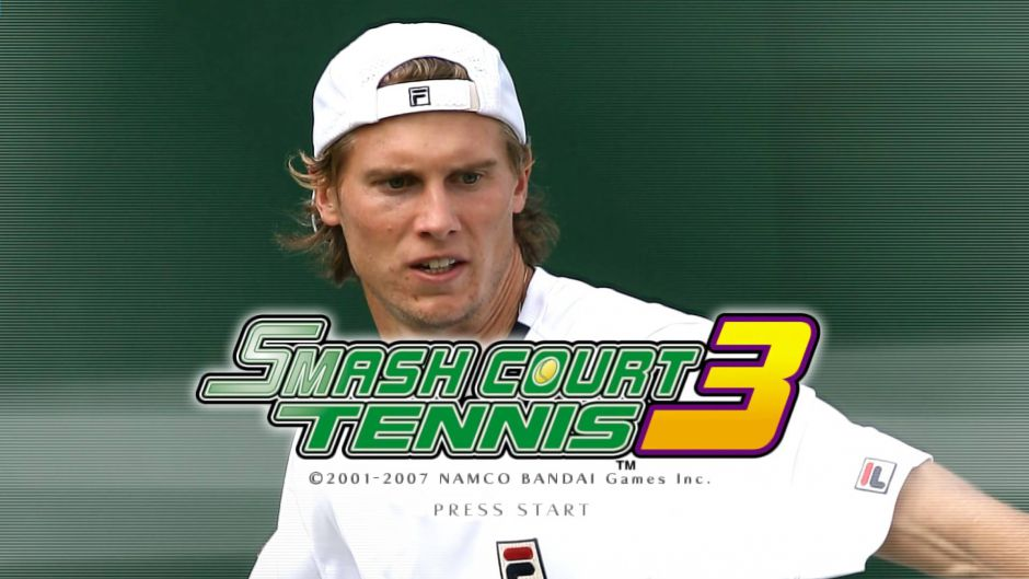 Bandai Namco podría anunciar la vuelta de Smash Court Tennis