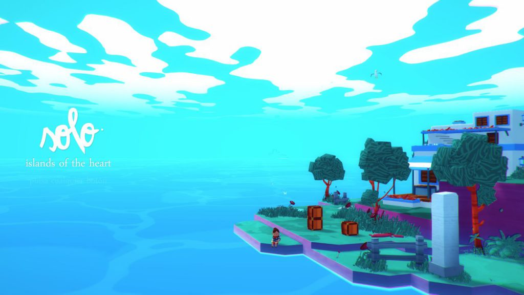 Análisis de Solo: Islands of the Heart