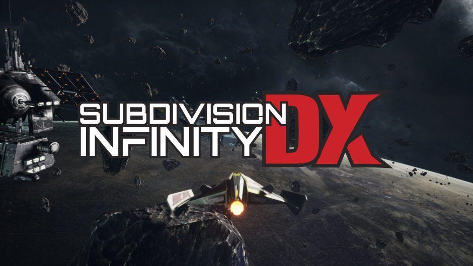 El shooter espacial Subdivision Infinity DX ya tiene fecha de lanzamiento