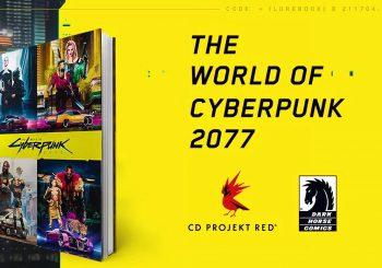 Cyberpunk 2077 tendrá su enciclopedia oficial de lanzamiento