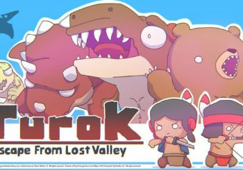 Turok vuelve con Escape from Lost Valley, un juego con perspectiva isométrica adorable