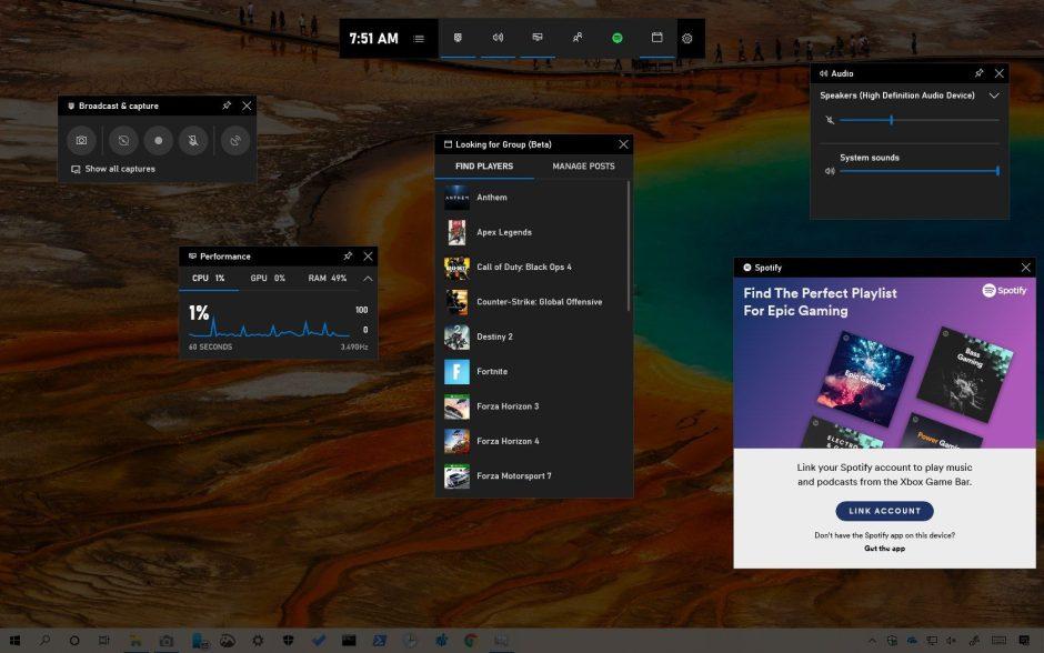 ¿Os molestan las notificaciones de Windows 10 Game Bar? Os ayudamos a personalizarlas