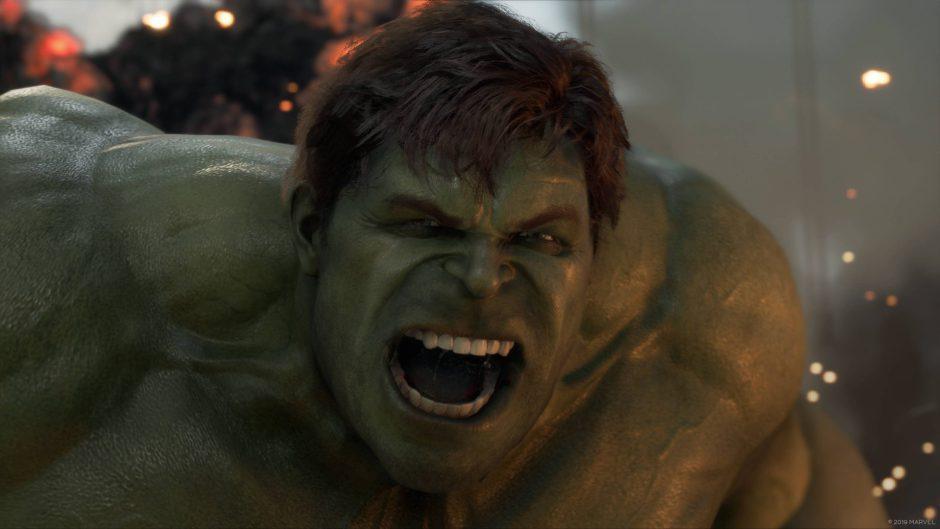 Nueva información sobre Marvel's Avengers y su War Zone