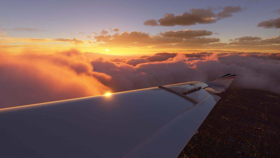 El jefe de Microsoft Flight Simulator espera un modelo de la tierra pronto