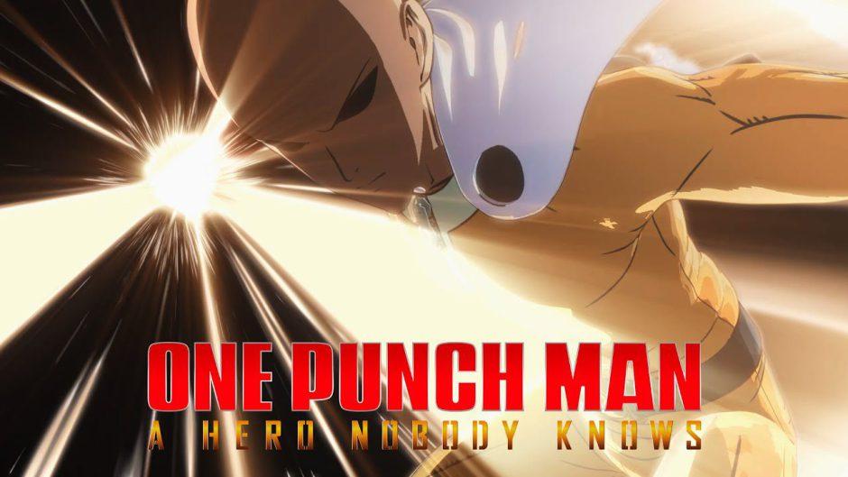 Nuevo trailer de One Punch Man: A Hero Nobody Knows que revela la fecha de la beta cerrada