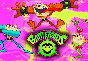 Echa un vistazo a este nuevo gameplay de Battletoads en resolución 4K