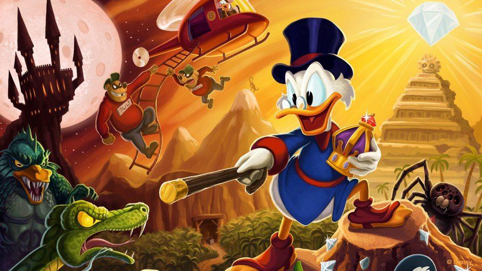 DuckTales Remastered vuelve a estar disponible en todas las tiendas digitales