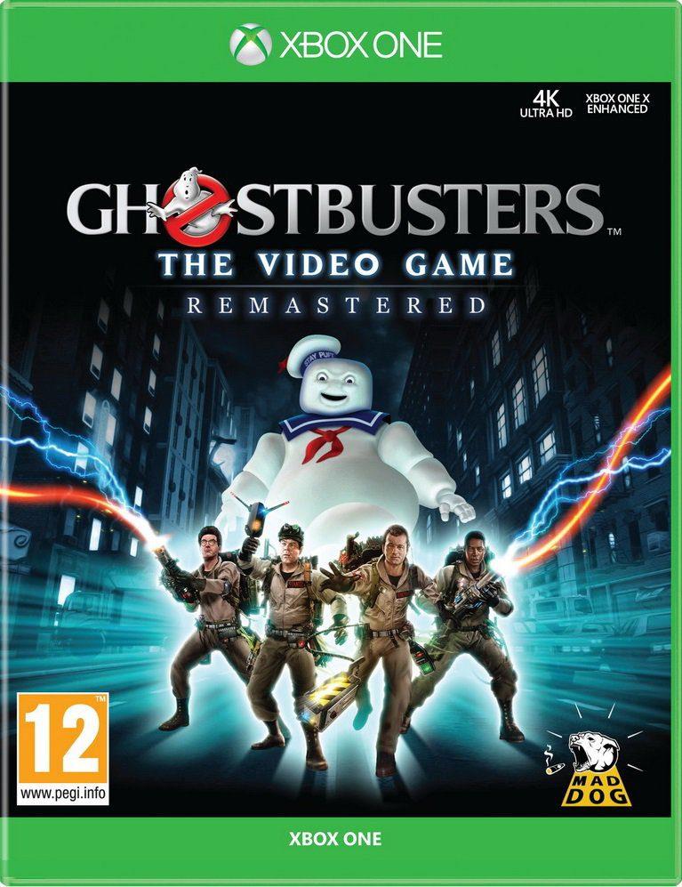 Ghostbusters: The Video Game Remastered ya tiene fecha de lanzamiento
