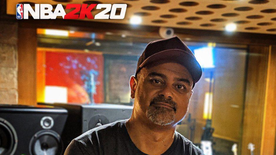El rapero español Nach compone un tema para NBA 2K20