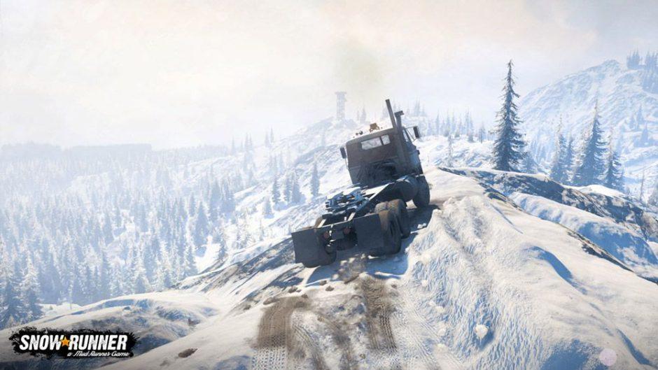[GAMESCOM 2019] SnowRunner, la secuela de MudRunner, anunciado para Xbox One y Pc