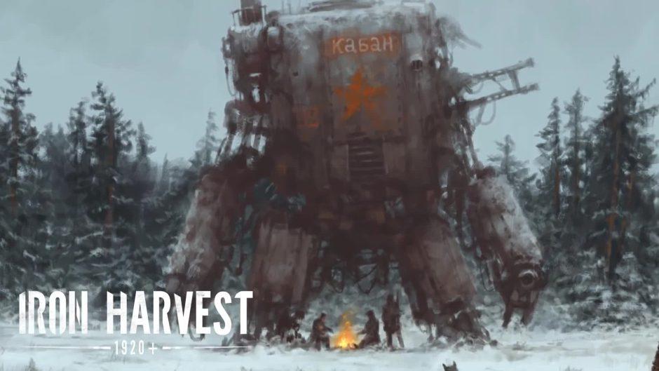 Iron Harvest: nueva actualización y prueba gratuita
