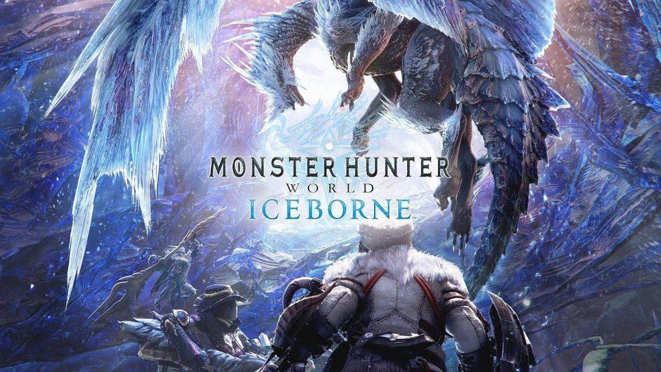 Monster Hunter World: Iceborne prepara su lanzamiento en Japón con tres spots televisivos