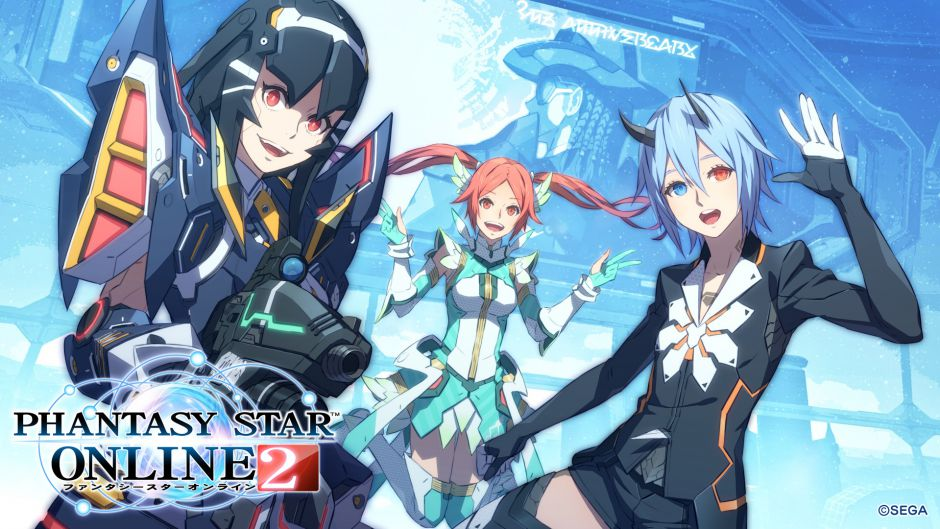 Phantasy Star Online 2 ya permite el registro de la beta de Xbox One