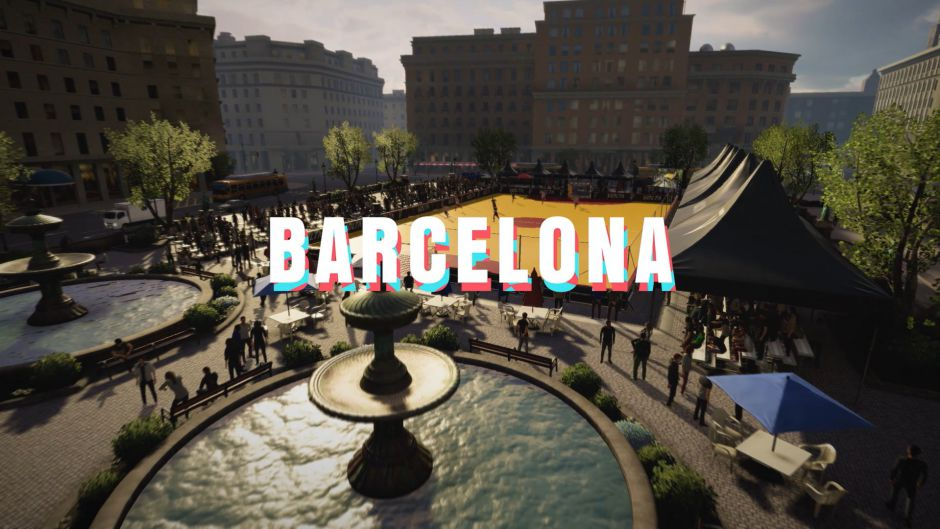 Nuevos detalles de VOLTA, el nuevo modo de fútbol urbano de FIFA 20