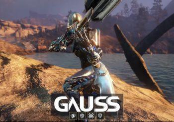 Warframe recibe a Gauss y más novedades en la plataforma de PC