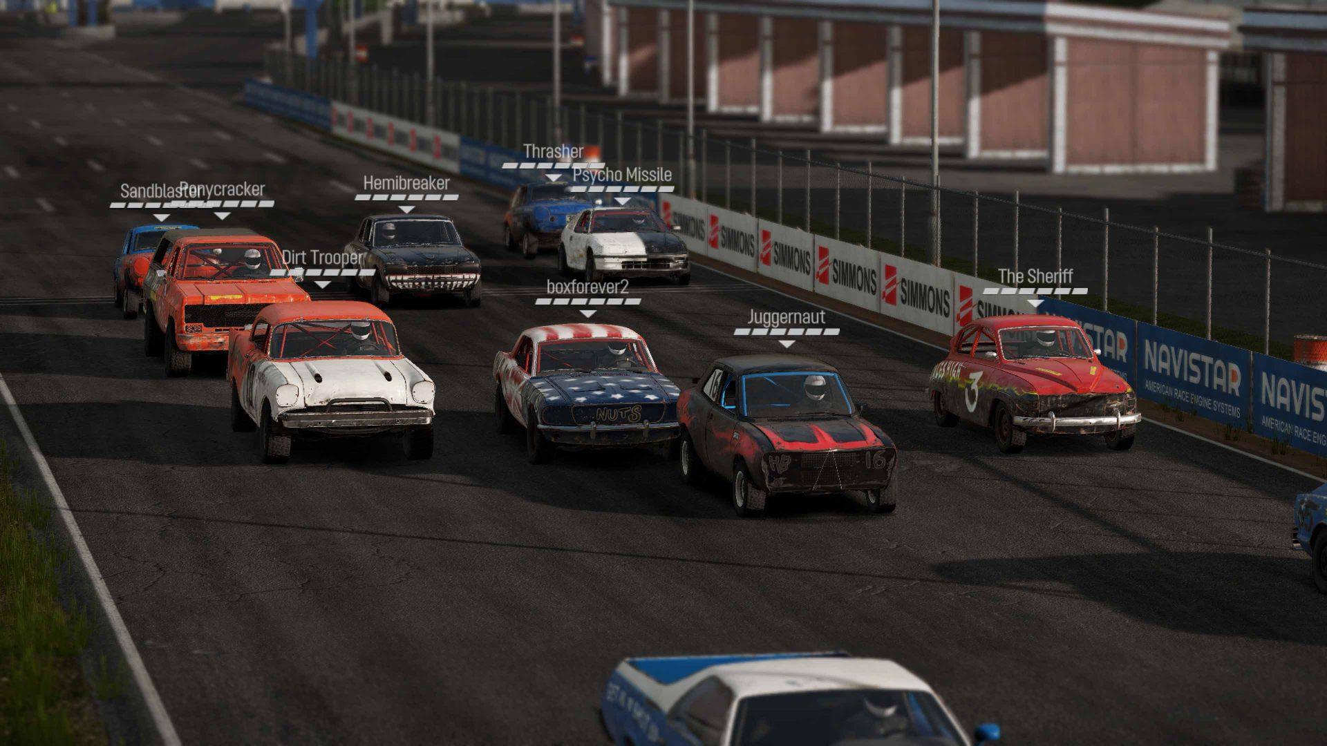 Análisis de Wreckfest - Analizamos Wreckfest para Xbox One un juego que bebe directamente de clásicos de las carreras y la destrucción de antaño como Destruction Derby.
