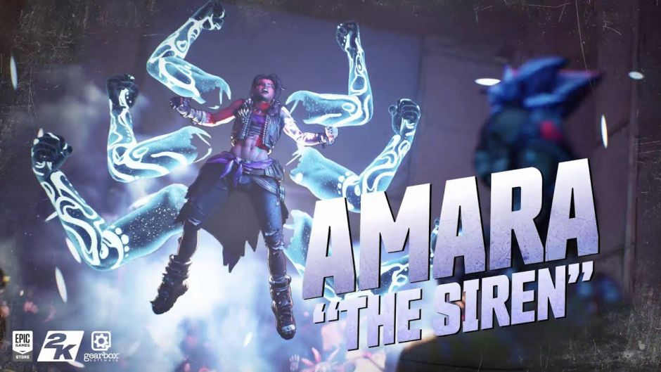 Borderlands 3 nos presenta a Amara en un nuevo tráiler de personaje