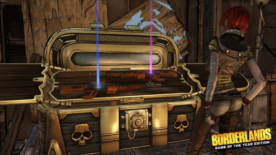 Código disponible para descargar GRATIS 10 llaves doradas en Borderlands 3