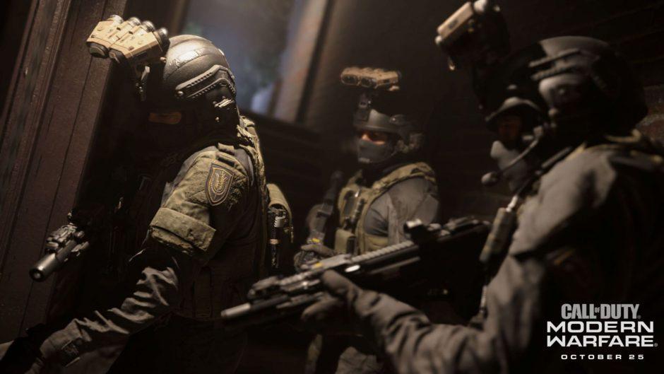 La Beta de Call of Duty: Modern Warfare llegará a Xbox One el 19 de septiembre