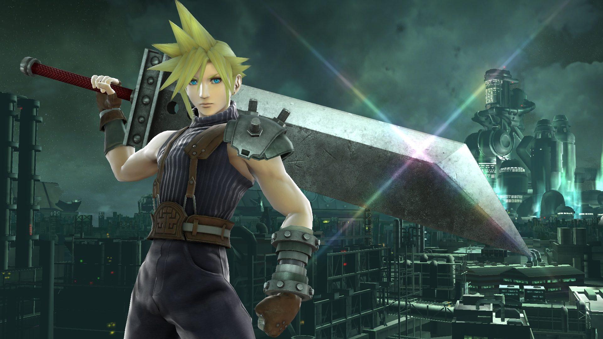Juega como Cloud Strife de Final Fantasy VII en Resident Evil 2 Remake
