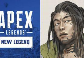 Crypto aparece repentinamente delante de un jugador en Apex Legends