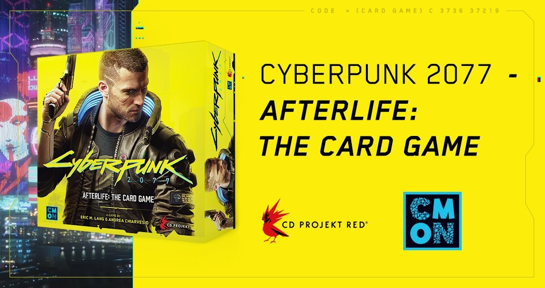Cyberpunk 2077: Afterlife