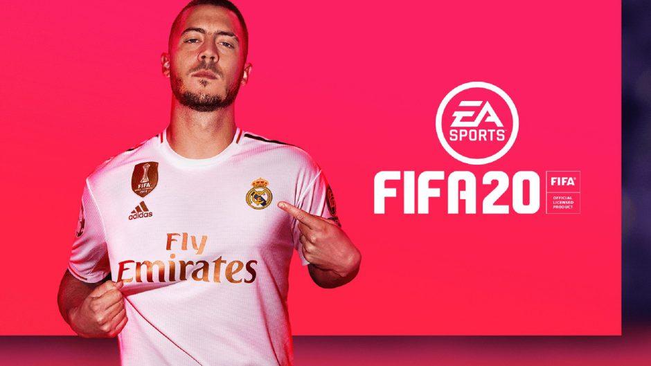 Vuelve el Rey: FIFA 20 es el juego más vendido de la semana en Reino Unido