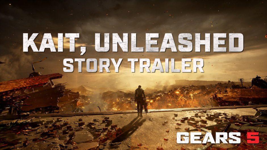 Recordad: Hoy veremos en acción la campaña de Gears 5
