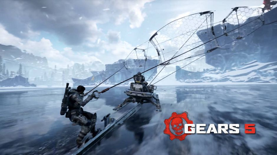 Confirmados los requisitos mínimos y recomendados de Gears 5 para PC