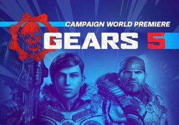 [GAMESCOM 2019] ¡Aquí está! Primer trailer gameplay con la campaña de Gears 5